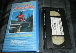 Babe Winkelman#x27;s Facts of Fishing Live Bait Rigging VHS $6.00