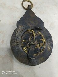 EXTREMELY RARE ANCIENT ANTIQUE VIKING Astrolabe Marine navigation By stars $350.00