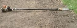 Stihl HT75 Commercial Pole Saw with 12quot; bar