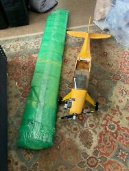 Piper J3 Cub RC Plane Professionally built All Brand New Never Flown $750.00