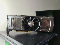 EVGA Nvidia GeForce GTX 690 4GB $160.00