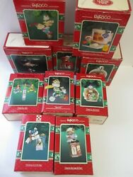 Christmas ornament ENESCO Mice Mouse YOU CHOOSE holiday collectable $18.04