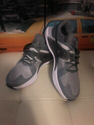 NIKE Grey White Renew Fusion Running Shoe US Sz 11