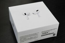 100% Authentic Apple AirPods Pro with Wireless Case White MWP22AM A $159.97