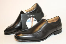Vionic Spruce Sullivan NEW Mens Dress Comfort Walking Shoes 8 8.5 9 11 12 Black $27.00