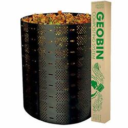 Compost Bin by GEOBIN 216 Gallon Expandable Easy Assembly $55.29