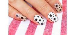 Color Street STAR FOR THE COURSE Retired 100% Nail Polish Strips $18.00