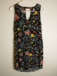 Old Navy Sleeveless Floral Dress Size Medium $22.00