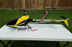 Hirobo Sst Eagle FREYA Large R C Gas Helicopter Nice Looking Rare $879.95