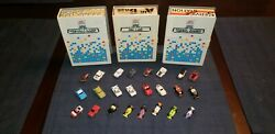 Vintage Lot of Galoob Micro Machines $90.00