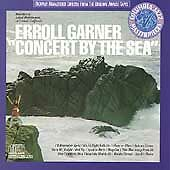 Erroll Garner quot;Concert By The Seaquot; Live at Carmel 1955 NEW Remastered CD $3.50