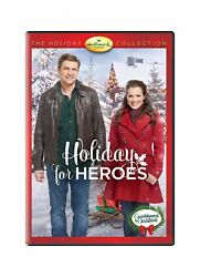 Holiday For Heroes DVD Disk 2019 Romance Film Exchanging Letters True Love Story $13.24