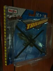 AH 64 Apache Helicopter. US ARMY. Maisto Fresh Metal Tailwinds. NEW in Package $10.00
