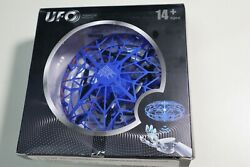 Hand Operated Drone Flying Toys for Kids Mini UFO Drone BLUE $12.34