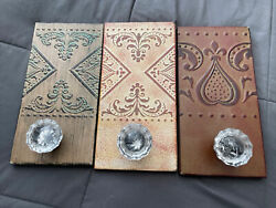 Wall decorations $15.00