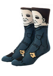 Halloween Michael Myers Lives Stance Socks Large Men#x27;s 9 12 Legends Of Horror $12.99