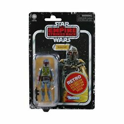 Star Wars Retro Collection Boba Fett Toy Action Figure WALMART EXCLUSIVE $22.99