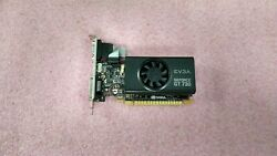 EVGA Nvidia GeForce GT 730 2GB GDDR5 Graphics Card 02G P3 3733 KR GPU664 $54.99