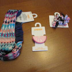 Gymboree Hair Accessories x 3HeadbandClips $5.25