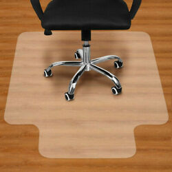 Chair Mat Pad For Floor Office Rolling 36quot;X48quot; Clear PVC Carpet Rug Protective $39.99