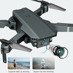 HD Camera Foldable RC Plane Aerial Quadcopter For Photography Video Shooting $50.99