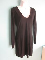 Nation Ltd Womens Black Dress Size 4
