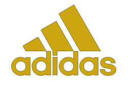 Adidas Logo Decal Art Sports Basketball Wall Decor Sticker Vinyl Laptop $1.55