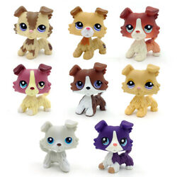 2*Random LPS Collie Dogs Littlest Pet Shop Hasbro Girl Kids Gift In Box Cute Toy $11.99