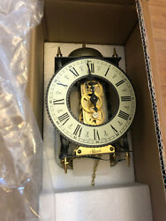 Hermle HE 70503 Skeleton Wall Modern clock with 8 day running time $199.99