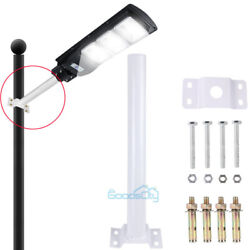 Mounting Pole amp; Mounting Bracket for Commercial Solar Street Light LED Outdoor
