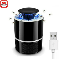 Electric Fly Bug Zapper Mosquito Insect Killer LED Light Trap Pest Control Lamp $8.68