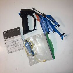 SKY ROVER SR Liberator Blue Red Controller Helicopter Remote Control Toy $20.00