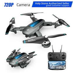 Holy Stone HS240 RC Drones with 720P Camera FPV Foldable Altitude Quadcopter $69.99
