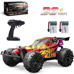 Holyton 9600 1E RC Cars High Speed 2.4GHz 1:22 60 Min Play 2WD Toy Off road Car $24.99