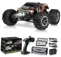 1:10 Scale Large RC Cars 48 kmh Speed Boys Remote Control Car Black Red $233.88