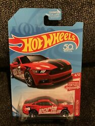 Hot Wheels Target Red Edition 2015 Ford Mustang GT $4.99