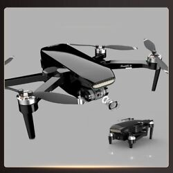 FPV Drone Quadcopter GPS 3 Axis Gimbal RC Aircraft Helicopter 4K Recording Cam $431.36