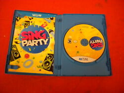 Sing Party For Wii U 5826 $5.92
