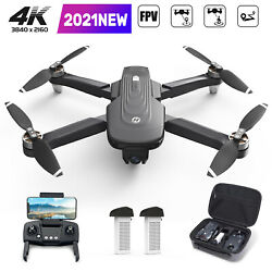 Holy Stone HS175D Foldable Drone FPV 4K Camera Brushless RC GPS Quadcopter 2021 $169.59