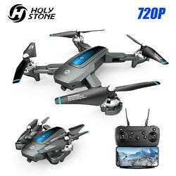 Holy Stone HS240 RC Drones Full 4K HD Camera FPV Foldable Altitude Quadcopter $49.95