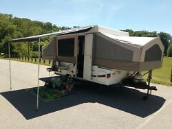 2011 Forest River Flagstaff 620st pop up camper loaded with extras no leaks $7500.00