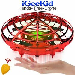 iGeeKid Hand Operated Mini Drones Kids Flying Ball Toy Birthday Gifts for Boy... $29.36