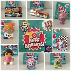 TOY Mini Brands Wave 1 amp; 2 Choose The Ones You Need $20.00