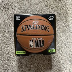 Basketball Official Size And Weight Spalding Outdoor Indoor Nba Pro Tack Sports $30.00