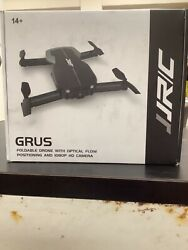 Grus Foldable Drone with Optical Flow Positioning and 1080P HD Camera $40.61