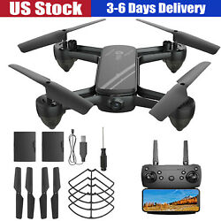 Holy Stone HS650 Foldable Drone With 1080P HD Camera WiFi FPV RC Quadcopter $49.99