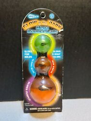 oglo sports glow in the dark mega bounce balls 2011 package is damaged $5.90