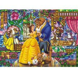 5D Full Drill Diamond Painting Embroidery Beauty And The Beast Hobby Art Decors $10.99