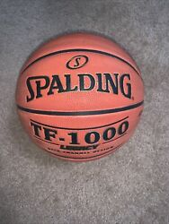 Spalding TF 1000 Legacy Womens Basketball 28.5 Three Brand New One Gently Used $39.99