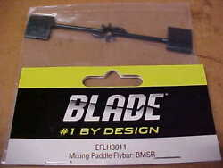 BLADE HELICOPTER PART ELFH3011 = MIXING PADDLE FLYBAR : BMSR NEW $5.75
